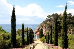 Fotos de la Costa Brava en Girona, Marimurtra de Blanes
