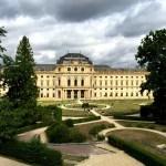 Fotos de la Residencia de Wurzburgo, fachada principal