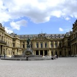 Fotos de la Residencia de Wurzburgo, fachada trasera