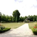 Fotos de la Residencia de Wurzburgo, jardines