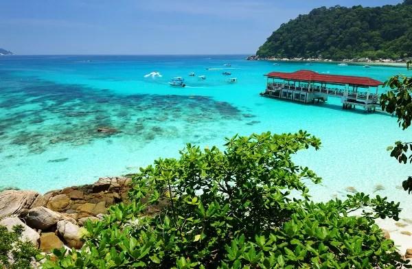Fotos de las Islas Perhentian en Malasia