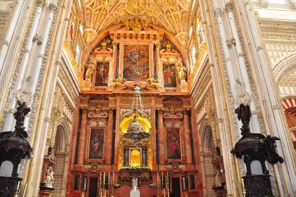 Fotos de los lugares más populares de España, Mezquita de Cordoba