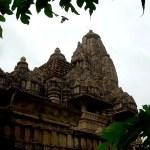 Fotos de los templos eroticos de Khajuraho, templo de Shiva