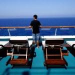 Fotos del Crucero Rondó Veneciano de Pullmantur, Pau en el solarium