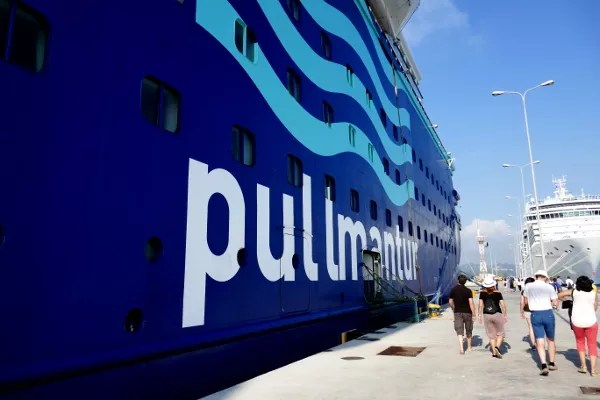Fotos del Crucero Rondó Veneciano de Pullmantur, desembarque