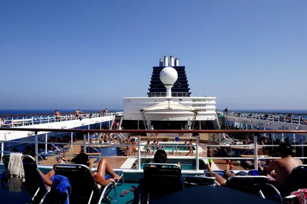 Fotos del Crucero Rondó Veneciano de Pullmantur, piscina