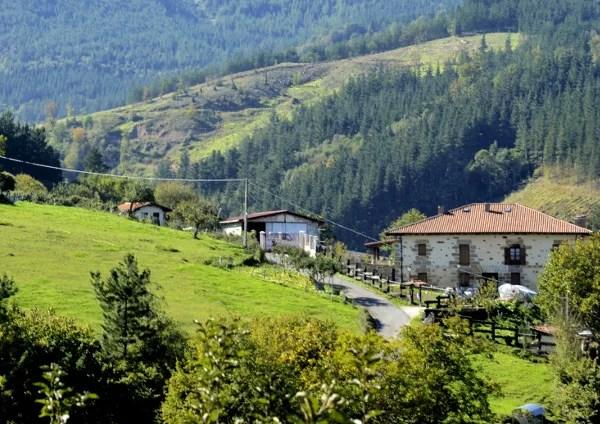 Fotos del Goierri en Euskadi, Zerain