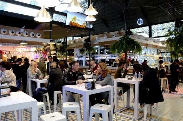 Fotos del Mercado Victoria de Córdoba, ambiente