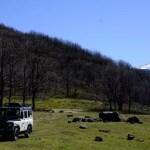 Fotos del Valle del Jerte en Caceres. 4x4 Garganta de los Infiernos