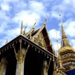 Fotos del Wat Phra Kaew y el Gran Palacio de Bangkok, agujas
