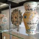 Fotos del museo MIMA de Bruselas, ceramica