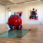 Fotos del museo MIMA de Bruselas, escultura