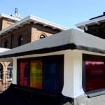 Fotos del museo MIMA de Bruselas, terraza