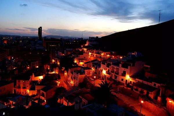 Fotos de Alicante, Barrio Viejo