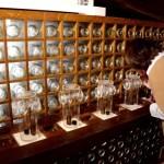 Fotos del Museo del Vino de Penafiel en Valladolid, aromas