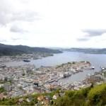 Fotos de Bergen en los Fiordos Noruegos, Floyen