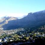 Fotos de Table Mountain en Ciudad del Cabo, nubes