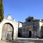 Fotos de Wamba en Valladolid, iglesia de Santa Maria