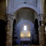 Fotos de Wamba en Valladolid, interior de la iglesia Santa Maria