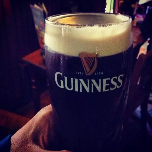 Guinness, cerveza irlandesa