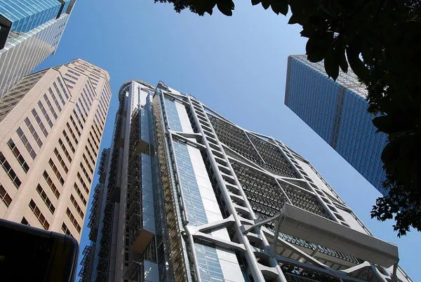 HSBC Main Building de Norman Foster