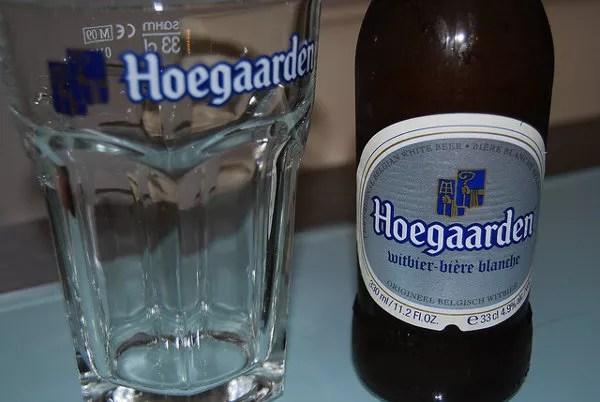 Hoegaarden, cerveza belga