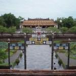 Interior de la Ciudadela de Hué