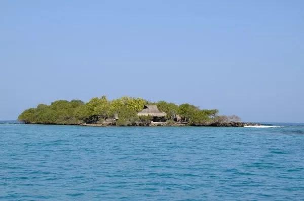 Islote de las Islas del Rosario