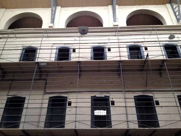 Kilmainham Gaol, la cárcel de Dublín