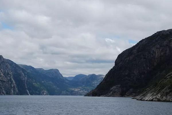 Lysefjord en Stavanger