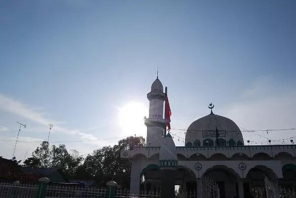 Mezquita de Chau Giang en Chau Doc