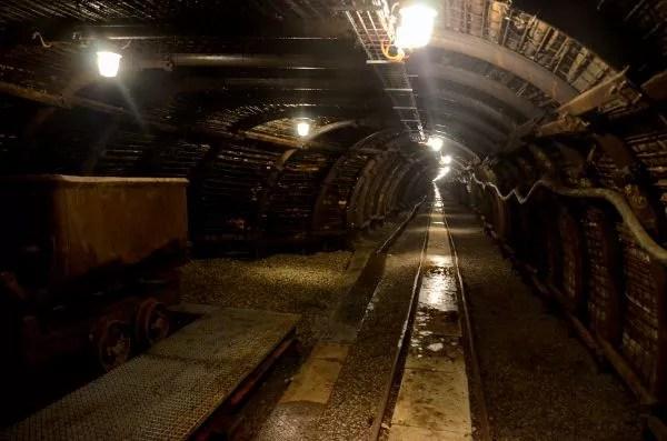 Mina del Ecomuseo Minero del Valle de Samuño