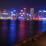 Nochevieja en Hong Kong