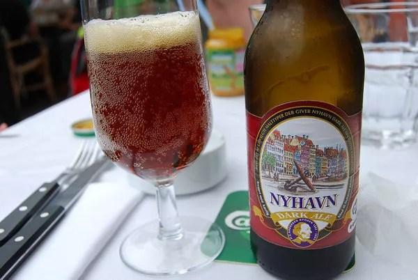 Nyhavn Dark Ale, cerveza danesa
