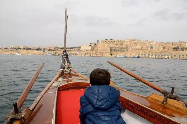 Panorámicas de la Isla de Malta