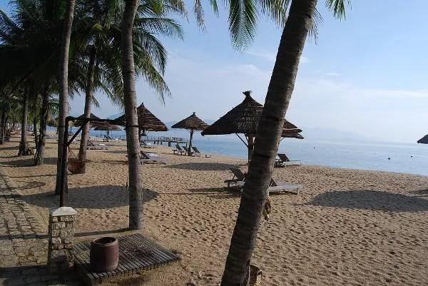Playa de Nha Trang en Vietnam