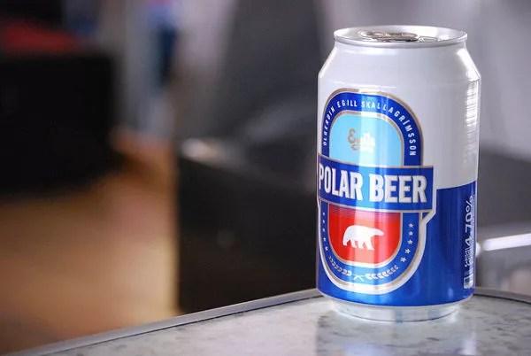 Polar Beer, cerveza de Islandia