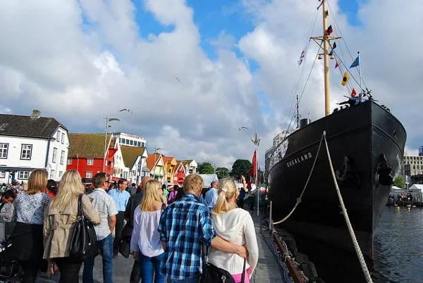 Puerto de Stavanger