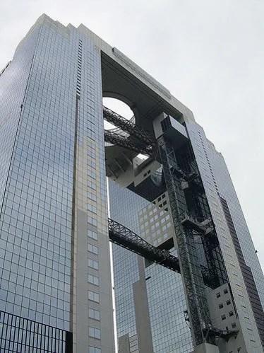 Qué ver en Osaka, Umeda Sky Building