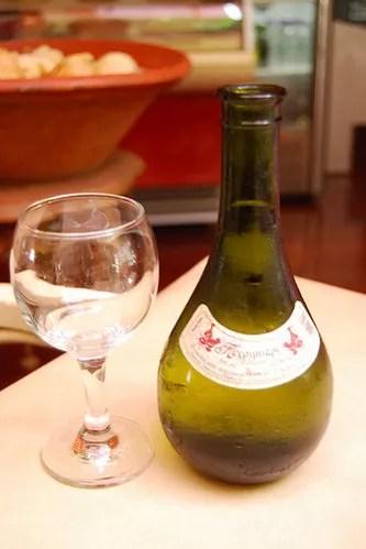 Retsina, el vino de Grecia
