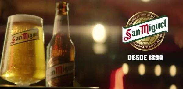 San Miguel #YLoMejorEstáPorLlegar jarra