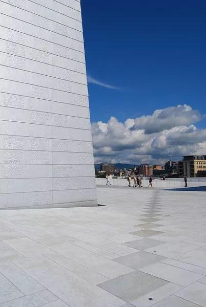 Sobre la ópera de Oslo