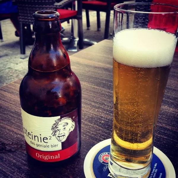 Steinie 2, cerveza alemana
