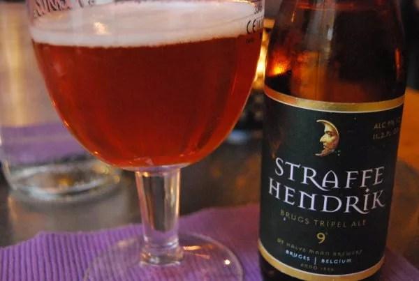 Straffe Hendrik, cerveza de Flandes