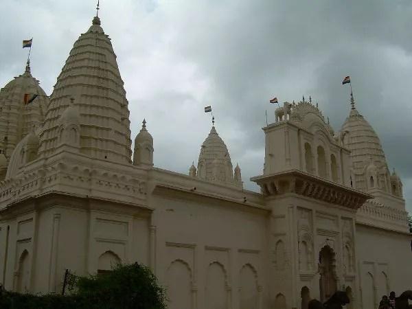 Templo jainista en Khajuraho