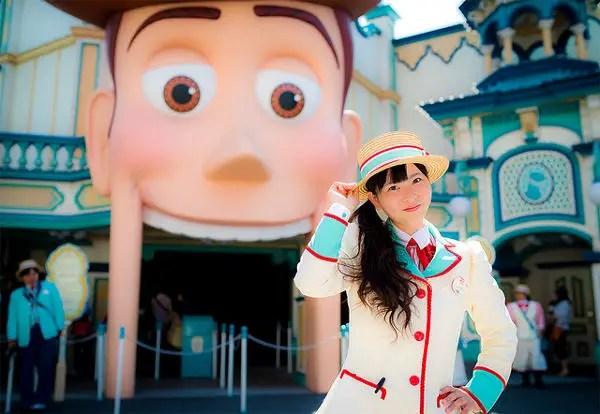 Tokyo Disney Resort, Japón