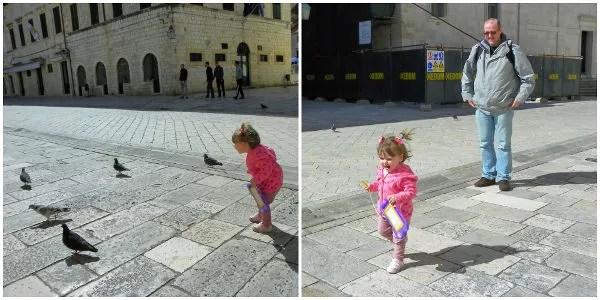 Viajes a Croacia con niños