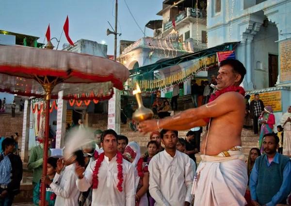 Viajes a India con Panipuri Viajes, ceremonia