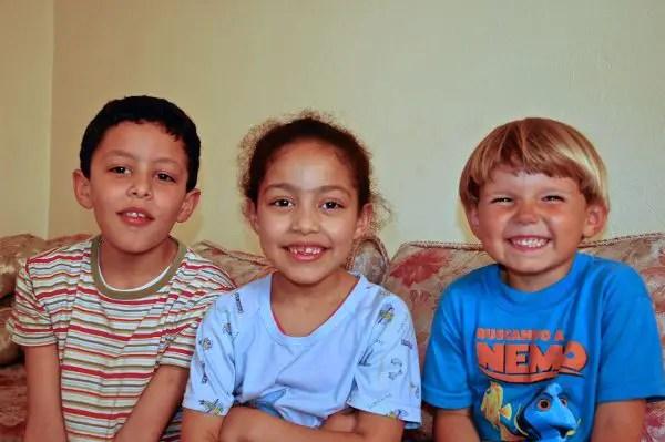 Viajes a Marruecos con niños
