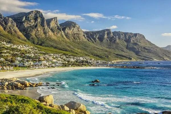 Viajes a Sudáfrica, Ruta Jardín